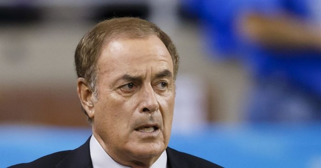 NBC's Al Michaels Made THIS Joke During Sunday Night Football and Viewers Are Outraged