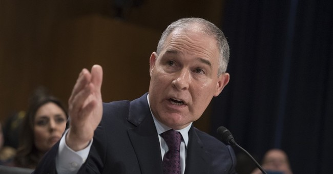 Dems Are Also Boycotting EPA Nominee Confirmation Vote