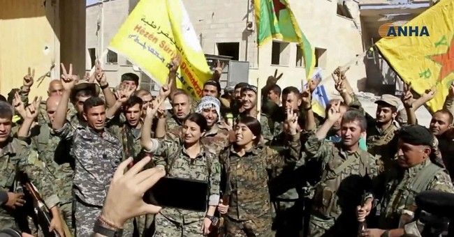 Raqqa Has Been Liberated From ISIS