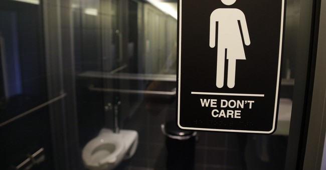 A Teen is Arrested for Exposing Himself to a Child - Courtesy of a Public High School's Genderless Restroom