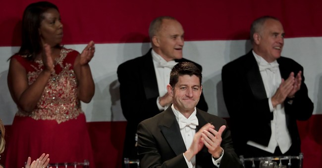 Paul Ryan Roasts Trump, Schumer at Al Smith Dinner