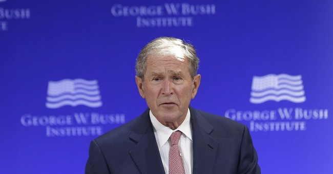 Bush to Americans on Illegal Immigrants: You Should Be Thanking and Welcoming Them