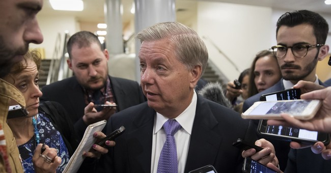 Graham: President Trump Will Likely Sign the Border Deal and Might Also Declare a National Emergency
