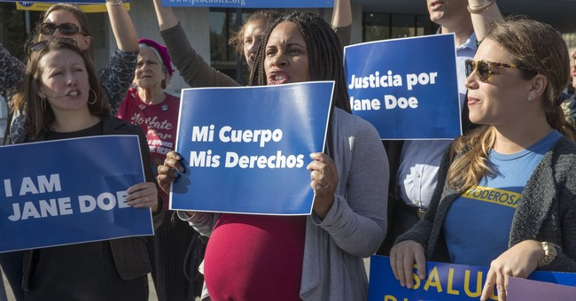 Trump Admin Drops Case of Illegal Immigrant Seeking Abortion After It's Revealed She Lied about Her Age