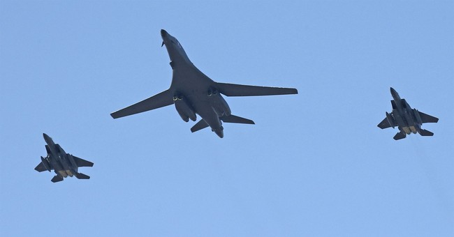 Report: US Getting Ready to Put Nuclear Bombers Back on 24-hour Alert - Leah Barkoukis