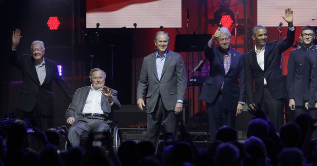 George HW Bush Admits He 'Patted Women's Rears': READ