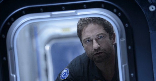 Gerard Butler Showed Up at the Pentagon With an Important Message About His New Film