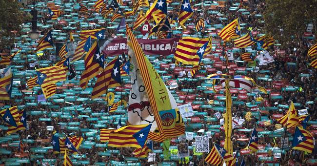 Spain Clamors for a 'Two-State Solution' — But Not in Catalonia