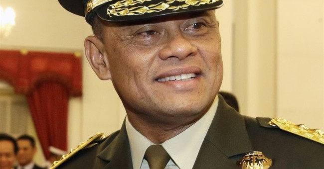 JAKARTA Indonesia AP A U S Diplomat Apologized To Indonesias Government After The Top Indonesian General Was Prevented From Traveling Washington