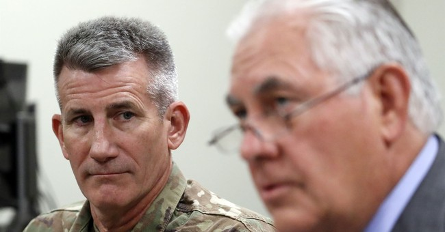 Tillerson's Unexpected Visit to Afghanistan