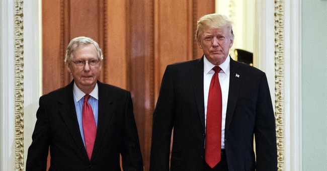McConnell: Seriously, Can You Believe These Democrats Are Demeaning $1,000 Bonuses as 'Crumbs'?