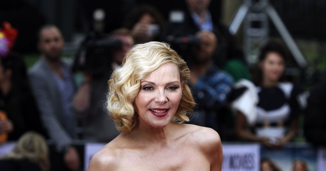 Kim Cattrall Not Returning to Sex and the City