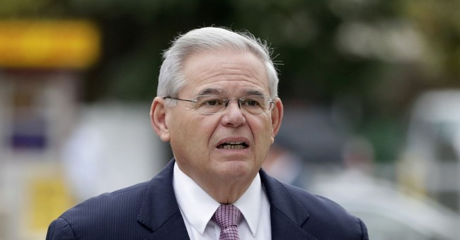 Culture of Corruption: As Trial Goes to Jury, Senate Dems Won't Say if They'd Vote to Expel a Convicted Menendez
