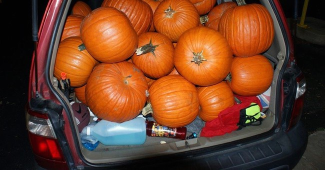 The Great Pumpkin Shows The Great Stupidity Of New Jersey Taxes