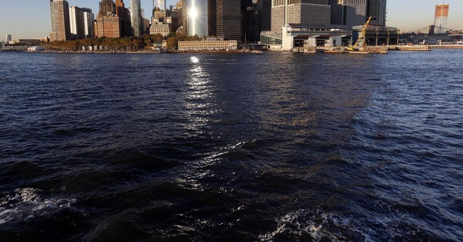 A Big, Fat Beautiful Wall Might Save New York City From Flooding