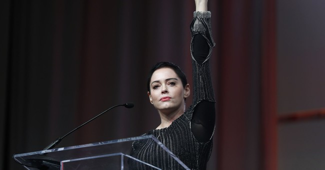 Rose McGowan Speaks at Women's Convention: 'Time to Clean House' in Hollywood