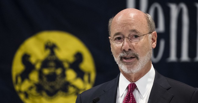 Gov. Tom Wolf Delivers a Buzzkill to Pennsylvanians' Thanksgiving Plans