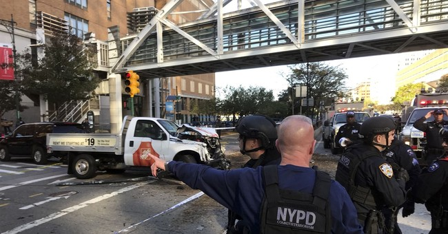 BREAKING: Multiple Fatality Incident Reported In New York City, Pickup Truck Plows Through Bike Path