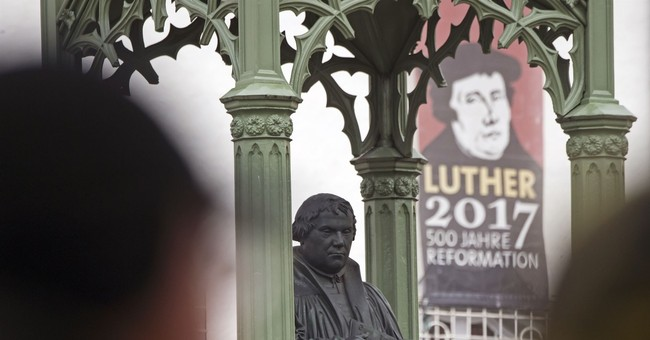 Martin Luther at 500
