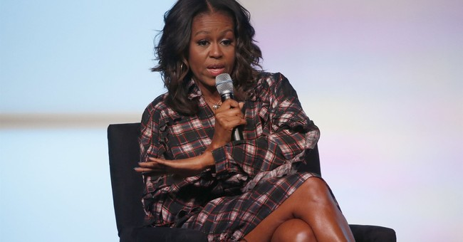 Michelle Obama: We Raise Men to Feel 'Entitled' and 'Self Righteous'