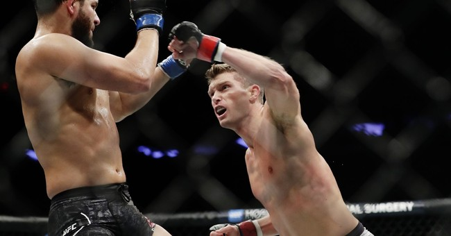 UFC Fighter Defends Trump Before Madison Square Garden Heckling
