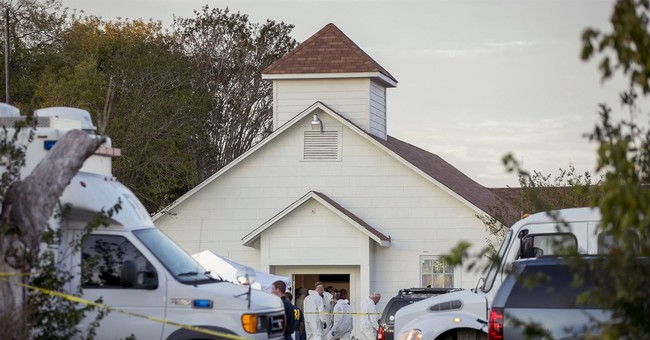 How Did The Texas Shooter Pass A Background Check After A Domestic Violence Conviction?