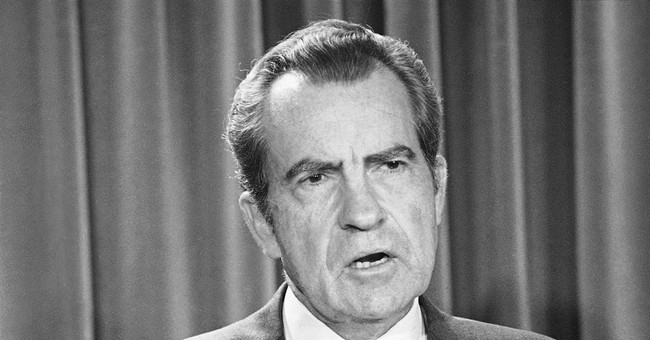 Nixon, LBJ & the First Shots in the Judges' War