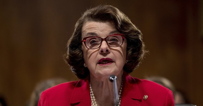 Feinstein: I'm Concerned that Gorsuch Is an 'Originalist'