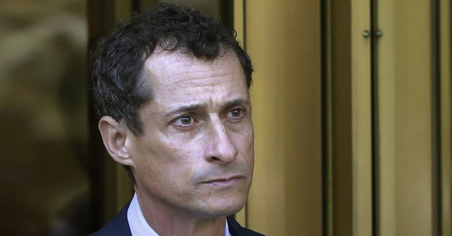 Oh My: Anthony Weiner Is Looking For Pen Pals While In Prison
