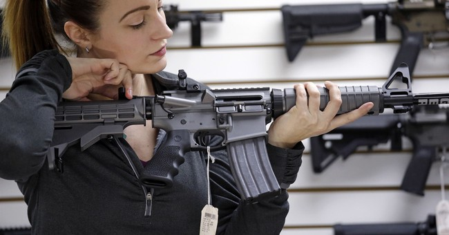 NY Times Admits It's Too Late To Ban 'Assault Rifles'