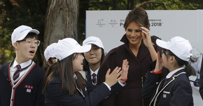 The Internet is Laughing at Melania Trump Getting Upstaged By a K-Pop Star