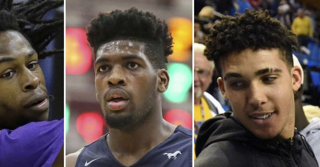 Three UCLA Basketball Players En Route To USA After Trump Asked Chinese President To Assist With Case