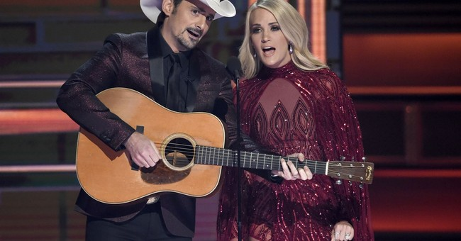 WaPo Writer: Why Were There No Calls for Gun Control at the CMA Awards?