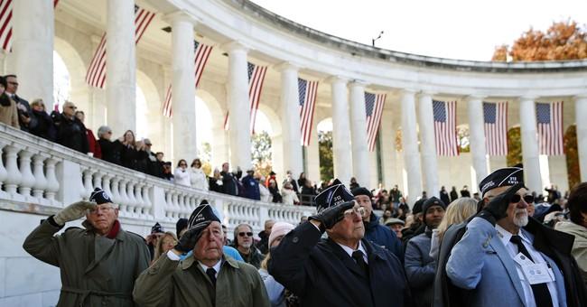 Thanking America's Veterans