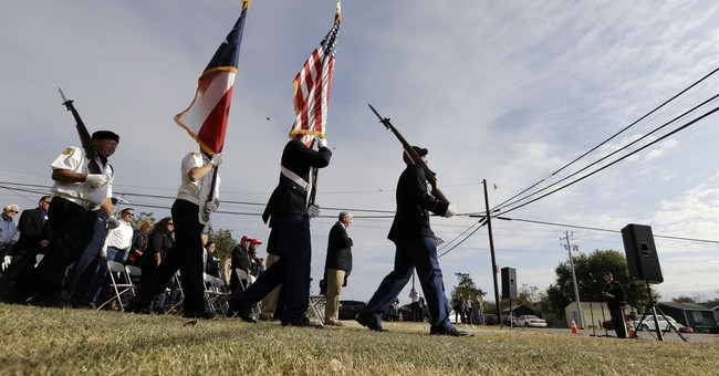 University Cancels 21-Gun Salute To Veterans Over 'Gun Violence'