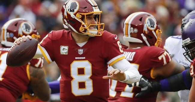 Why Trump Won: Liberal Magazine Triggered That Washington Redskins Are Playing On Thanksgiving