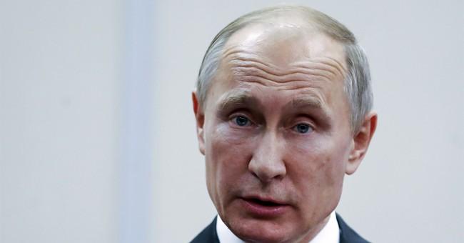 Helping America Isn't Part of Putin's Plan