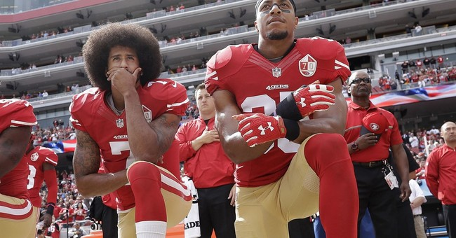 Poll: 60 Percent Disapprove Of NFL's Handling Of National Anthem Protests