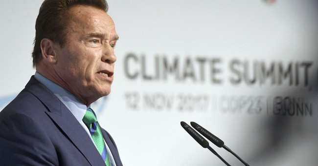 Schwarzenegger to Sue Oil Companies for 'Knowingly Killing People All Over the World'
