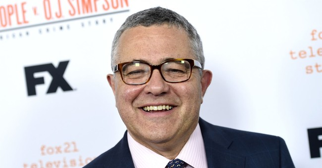 Jeffrey Toobin Still Unhinged, Accuses Fox News of Running the DOJ