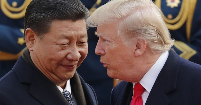 At Last, Trump Punishes China For Stealing Americans' Property
