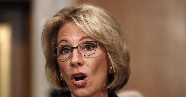 Make Education Great Again: Confirm Betsy DeVos for Secretary of Education