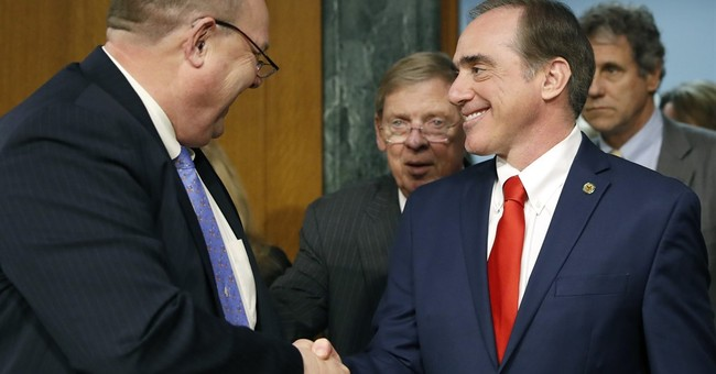 David Shulkin Confirmed As VA Secretary