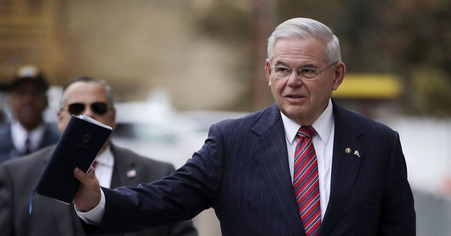Seriously? Menendez Plays The Race Card After Judge Declares Mistrial In Corruption Case
