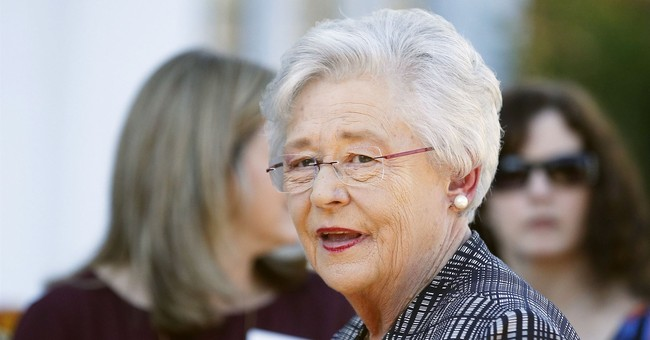AL Gov. Kay Ivey Still Supports Moore because of the Supreme Court