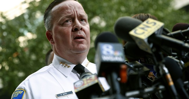 Manhunt Continues for 'Soulless' Killer of Baltimore Detective