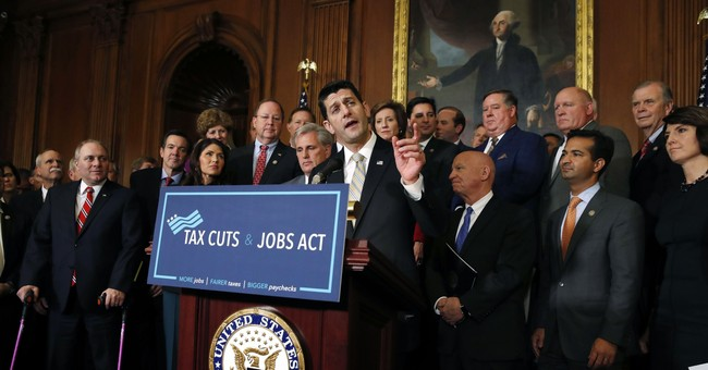Congress Can't Let the Swamp Swallow Tax Reform