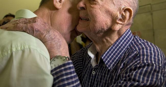 'Hug a Holocaust Survivor' Provides Real Comfort Virtually