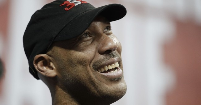 LaVar Ball Says He Sent the President Sneakers, and Didn't Get a Thank You