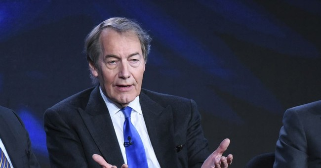 Charlie Rose Fired By CBS